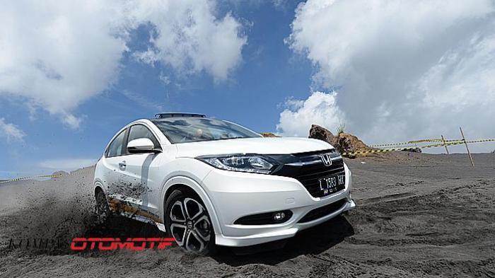 PPnBM Diberlakukan, Pesanan Mobil Honda HR-V Meroket 80 Persen