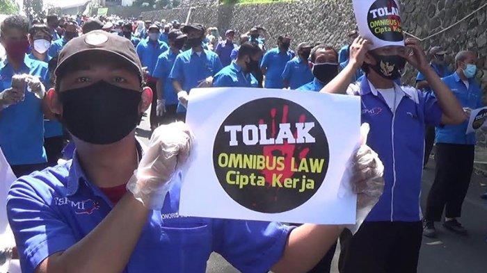Diduga Ingin Ikut Demo di DPR, 40 Pelajar Berseragam Hitam Diamankan Polisi, Ada yang Asal Bogor