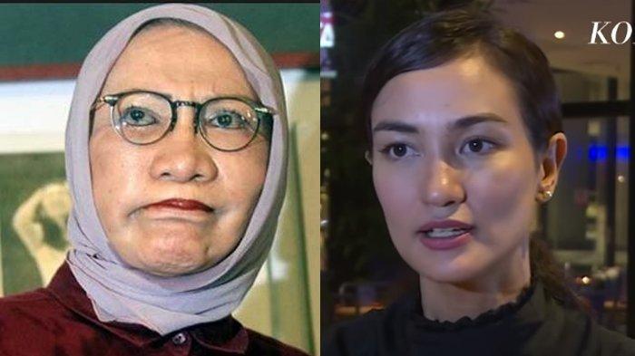 Akui Tak Ada Konspirasi Politik di Kasus Ratna Sarumpaet, Atiqah Hasiholan : Ini Kekhilafan Ibu Saya