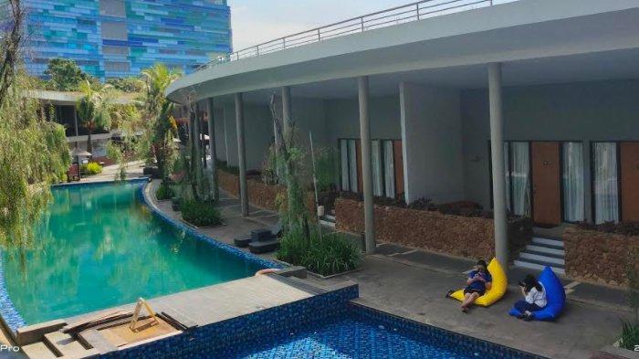 Menilik Fasilitas Hotel di Kawasan Sentul City, Tawarkan Konsep Mirip Resort