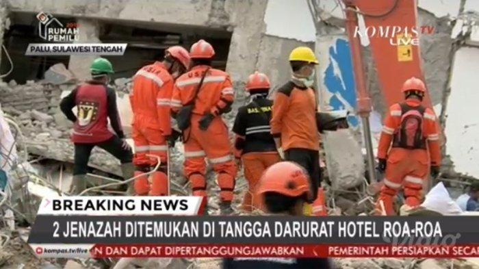 2 Jenazah Paman dan Keponakan Ditemukan Di Tangga Darurat Hotel Roa-roa, Kondisi Sedang Berpelukan