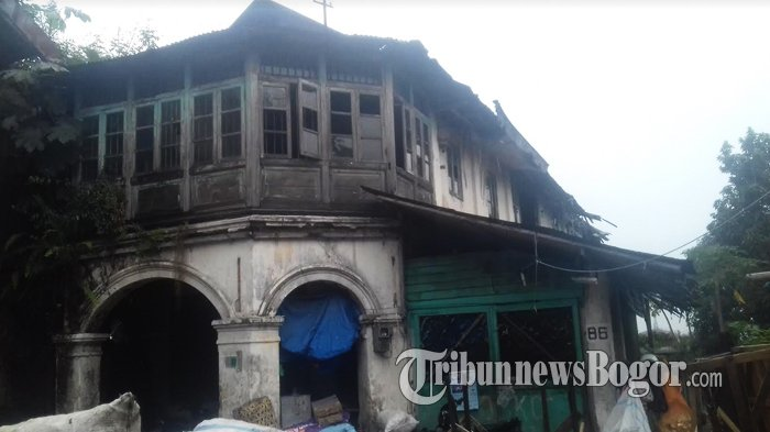 Cerita Bangunan Tua di Belakang Pasar Bogor, Hotel Tertua yang Jadi Favorit Orang Belanda