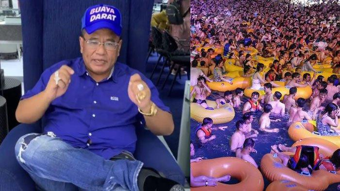 Pesta Besar di Kota Pertama Corona, Hotman Paris Ajak Pengusaha Impor Vaksin dari Wuhan : Kelamaan