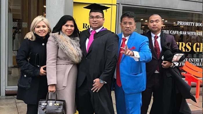 Jarang Tersorot, Istri dan 3 Anak Hotman Paris Lulusan Hukum Kampus Top Indonesia dan Luar Negeri