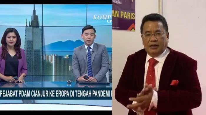 Batal Umrah, 5 Pejabat PDAM Cianjur Plesir ke Eropa saat Wabah Corona, Hotman Paris Sindir Menohok