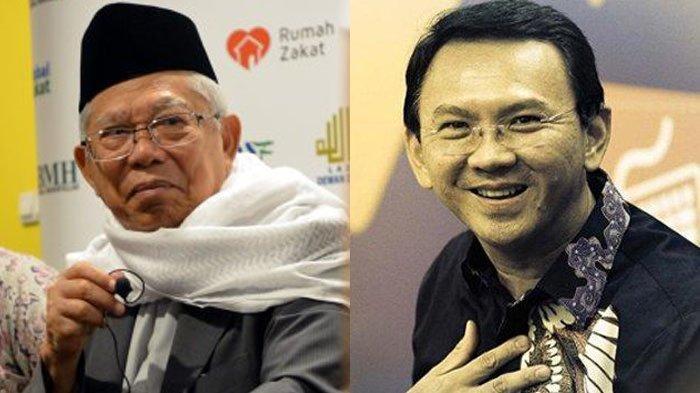 POPULER - Soal Isu Skema Ahok Ganti Maruf Amin Usai Jokowi Terpilih, Mahfud MD Sebut Akan Ada Sanksi