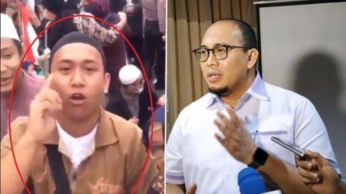 Pria yang Ancam Penggal Kepala Jokowi Terancam Penjara Seumur Hidup, BPN: Itu Serius atau Bercanda?