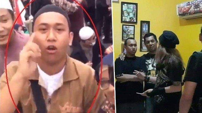 Pria yang Ancam Penggal Jokowi Tulis Surat Permohonan Maaf