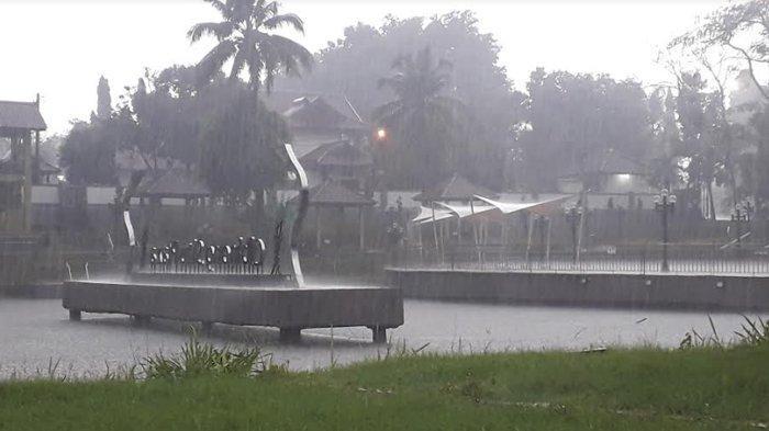 Prakiraan Cuaca BMKG Sabtu, 10 Oktober 2020, Waspada Hujan Disertai Angin Kencang di Sejumlah Daerah