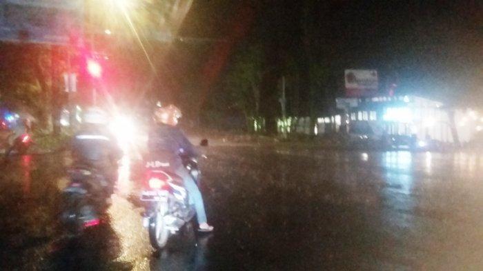 Malam Ini Wilayah Bogor Utara Diguyur Hujan Angin