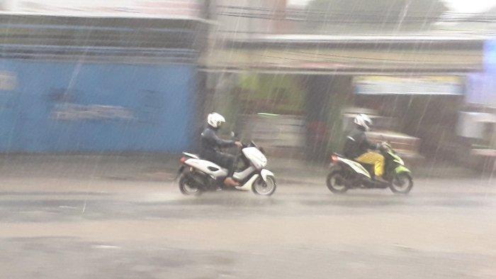 Hujan Deras Guyur Kawasan Cileungsi Bogor, Ini Imbauan BPBD