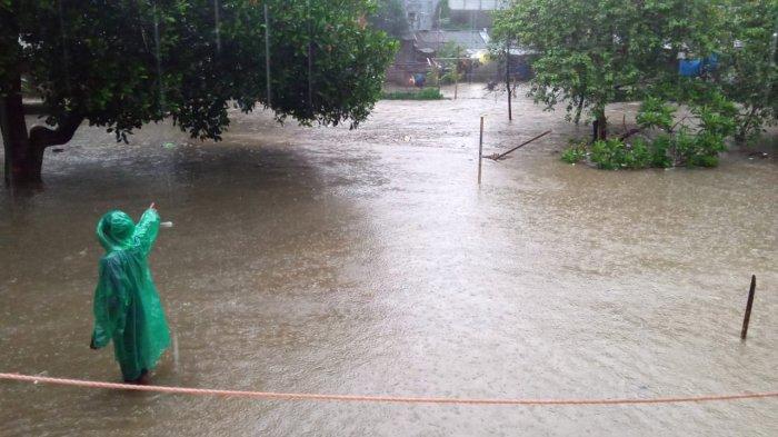 Imbas Cuaca Buruk Minggu 16 Mei 2021, Sejumlah Kampung di Kota Bogor Tergerus Banjir dan Longsor