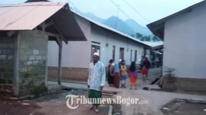 Warga Kampung Horor Kini Tinggal di Tempat Ini, Lokasinya Jauh Belanja Seminggu Sekali