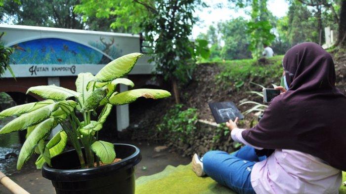 Lama Tak Terjamaah, Hutan Komplek Yasmin Bogor Kini Jadi Tempat Nyaman
