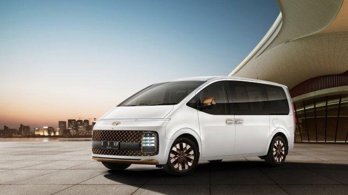 Desain Menyerupai Pesawat Luar Angkasa, Ini Kecanggihan MPV Futuristik Hyundai Staria