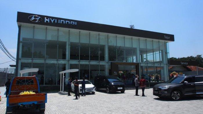 Showroom Hyundai Kini Hadir di Bogor, Ada Bengkel Sparepart dan Jasa Servis