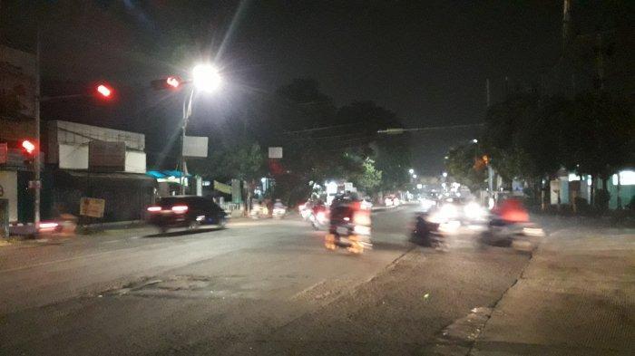 Info Lalin Rabu Malam: Simpang Talang Bogor Ramai Lancar