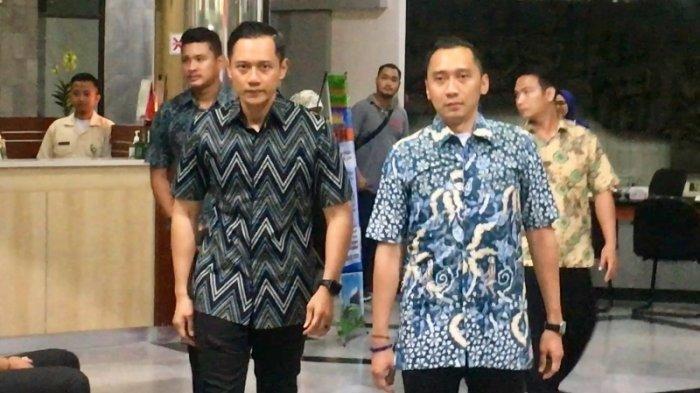 Dukung Ibas Jadi Ketum Partai Demokrat, Marzuki Alie : Lebih Bagus daripada Mas AHY