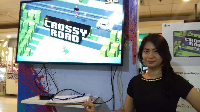 Main Game Crossy Road Pemenangnya Bawa Pulang Apple TV