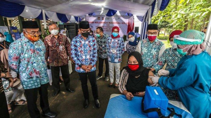 Kota Bogor Canangkan Vaksinasi Covid-19 Ibu Hamil, Menyusui dan Remaja