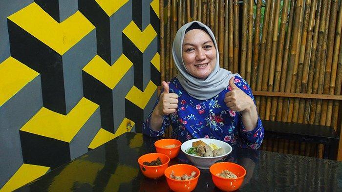 Icip Bakso Mang Digul di jalan Johar Raya No.57, Kedung Waringin, Tanah Sereal, Kota Bogor