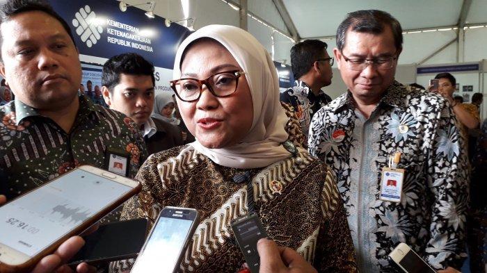Menteri Ketenagakerjaan Ida Fauziyah Positif Covid-19