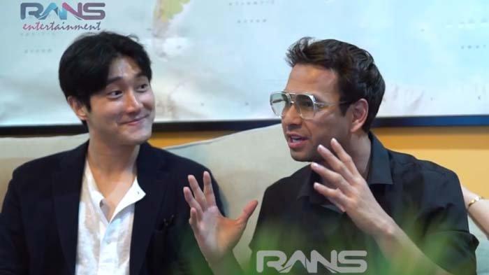 Bukan Bali, Siwon Sebut Tempat Favoritnya di Indonesia Adalah Rumah Raffi Ahmad : I Love Andara
