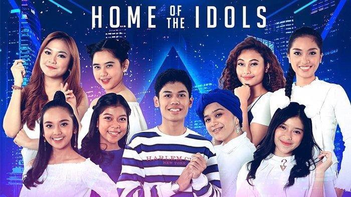 Hasil Indonesian Idol Top 7 Senin Malam, Ainun Tereliminasi, 6 Kontestan Lolos