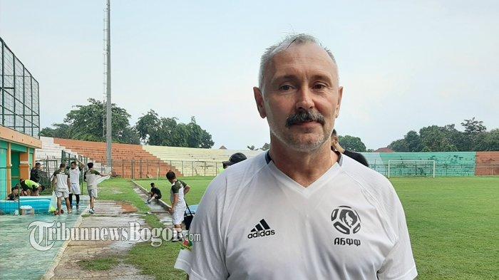 Gantikan Peran Rahmad Darmawan di PS Tira Persikabo, Igor Nikolayevich : Ini Menjadi Tantangan