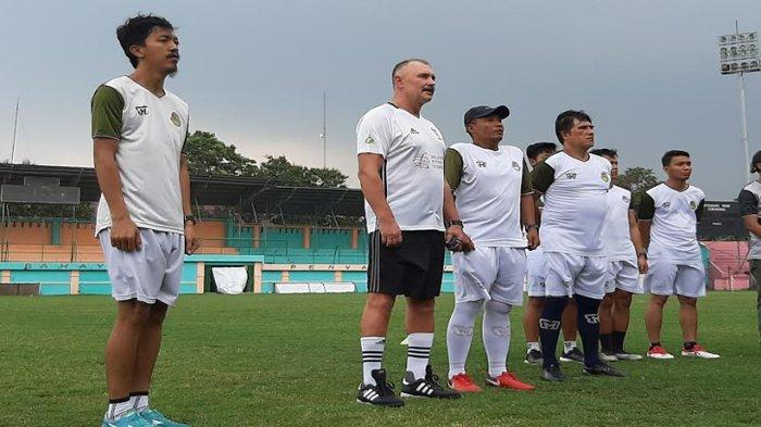 PS Tira Persikabo Resmi Ditangani Pelatih Baru