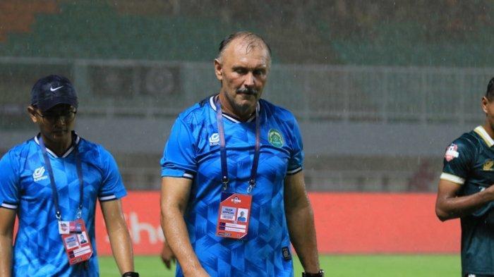 Liga 1 2020 Bergulir September, Pelatih PS Tira Persikabo Tak Sabar Ingin Latihan Bareng Pemainnya