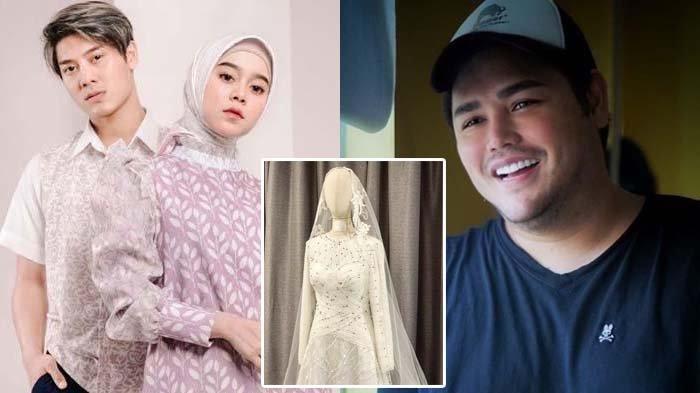 Rencana Pernikahan Dibocorkan Ivan Gunawan, Lesty Kejora Pesan 6 Gaun Pengantin, Harganya Fantastis