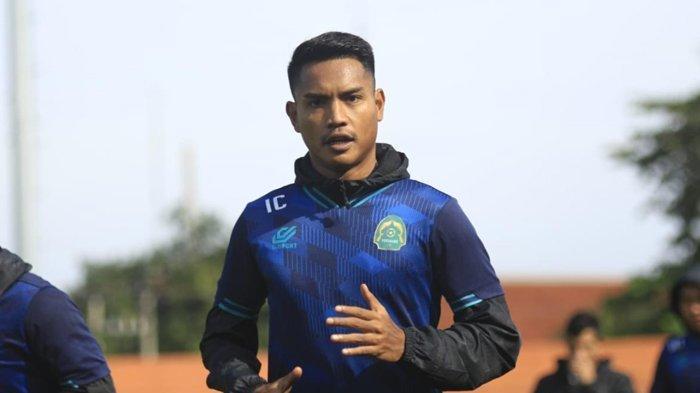 Tinggalkan Persikabo, Ikhwan Ciptady Menunggu Pinangan Tim Baru Jelang Piala Menpora RI 2021
