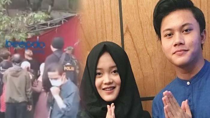 Kawal Proses Autopsi Lina Selama 4 Jam, Rizky Febian Susul Putri Delina ke Tenda Merah di Atas Makam