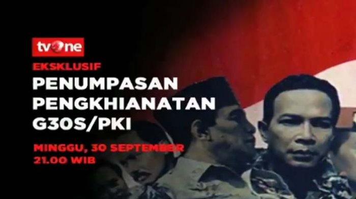 Sinopsis Film Gerakan 30 September, Tayang di TVOne : Peristiwa Kelam Pembunuhan Pahlawan Revolusi
