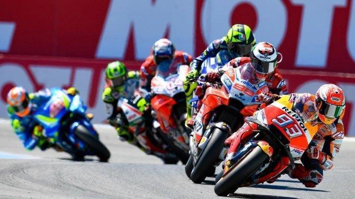 Jadwal MotoGP Emilia Romagna, Malam Ini Pukul 19.00 di Trans 7: Valentino Rossi Start di Posisi 7