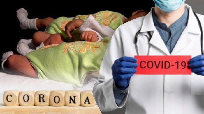 Viral Bayi Kembar Lahir saat Lockdown India, Orang Tua Beri Nama 'Corona' dan 'Covid'