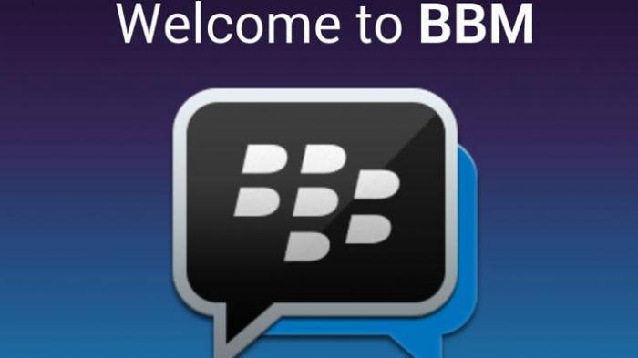 Selamat Tinggal ! Blackberry Messenger (BBM) Bakal Setop Layanan 31 Mei 2019