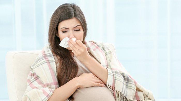 Waspada ! Idap Flu Saat Hamil dan Punya Berat Badan Gemuk Bisa Berbahaya Lho