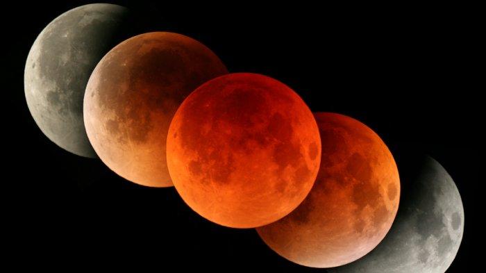 Niat Sholat Gerhana Bulan,Tata Cara Pelaksanaannya dan Doa Shalat Khusuf
