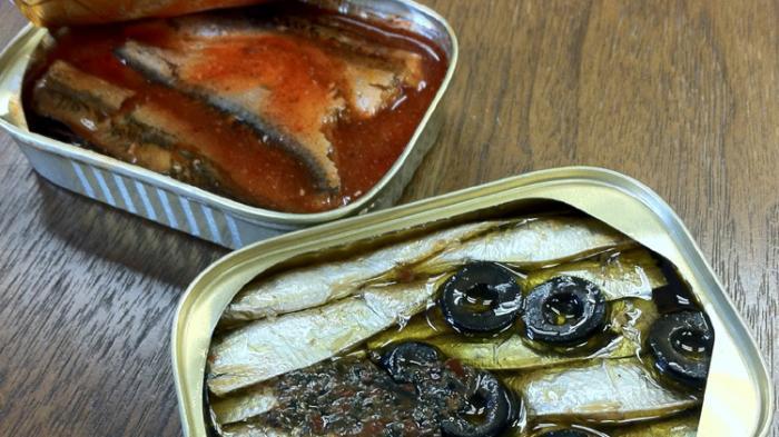 Hati-hati ! Konsumsi Makanan dari Kaleng yang Penyok Ternyata Bisa Sebabkan Kerusakan Saraf