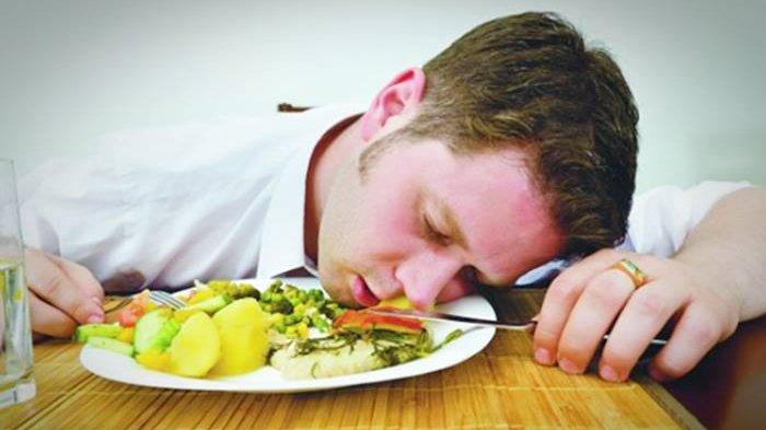Sering Mengantuk Usai Makan Siang Pertanda Kena Diabetes, Fakta atau Mitos? Ini Kata Dokter