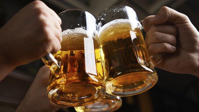 DPR Bahas RUU Larangan Minuman Beralkohol, Bagi yang Mengonsumsi Akan Dipenjara Minimal 3 Bulan - Tribunnews Bogor