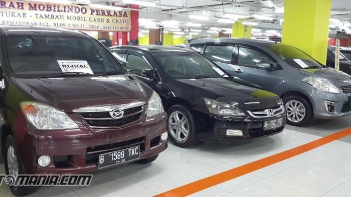 Daftar Harga Mobil Bekas Murah 2021, Cek Selengkapnya di Sini!