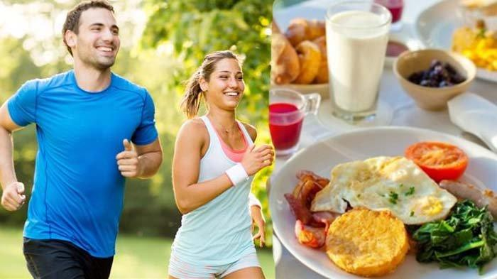 Makan Sebelum Olahraga Bikin Sakit Perut, Mitos atau Fakta? Ini Penjelasannya