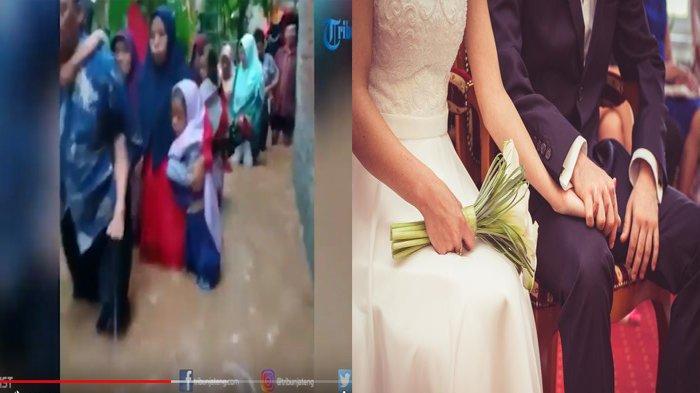 Pesta Pernikahan Mendadak Bubar Setelah Kedatangan 'Tamu' Tak Diundang, Ini Respon Pengantin Pria