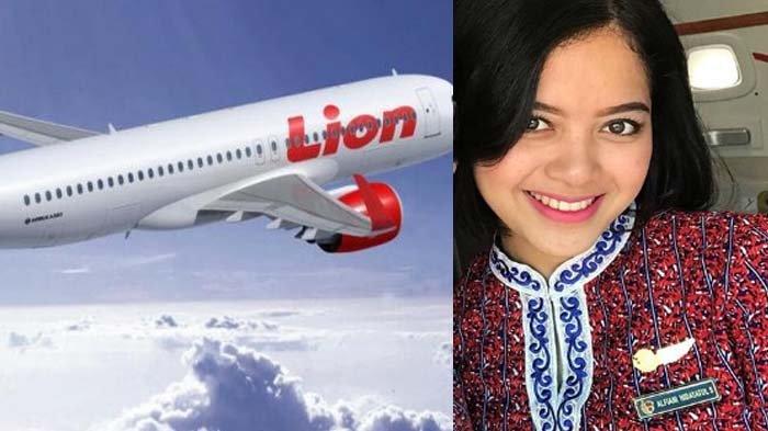 Unggahan Terakhir Pramugari Lion Air JT610: di Dalam Gelap, Aku Ingin Menyelamatkan Cahaya Itu