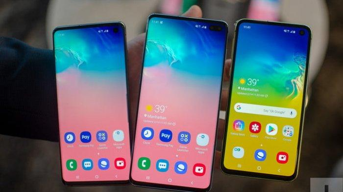 Ponsel Samsung Galaxy S10 , Kamera Selfie Bakal Dilengkapi Fitur 'Slow Mo'