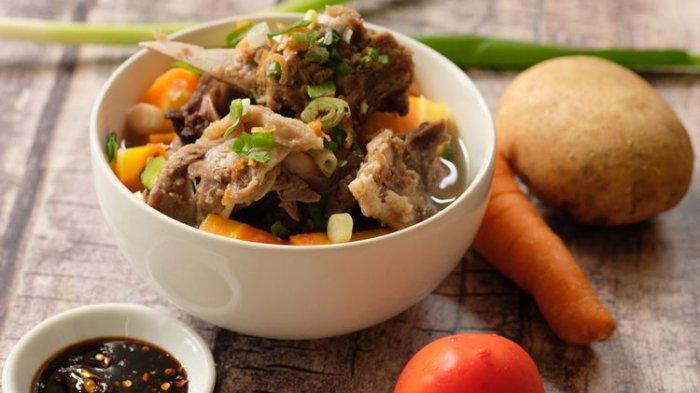 Hindari Makanan Bersantan, Resep Sop Iga Sapi Bening Ini Cocok untuk Masakan Idul Adha