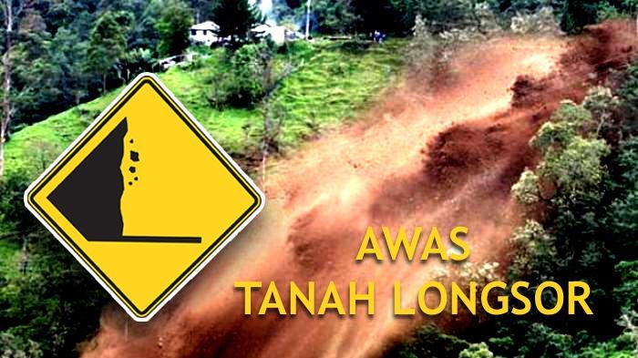 Longsor Kawasan Puncak Bogor, Jalan Perkampungan Terputus